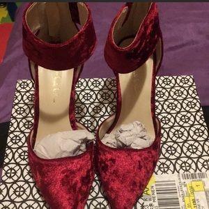 Nichole Miller heels